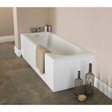 Premier Barmby Single Ended Rectangular Bath 1700mm x 700mm - Acrylic