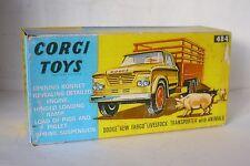 Repro Box Corgi Nr.484 Animal Transporter