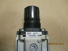"New Other Smc Aw40-N04Dh-Z Filter Regulator, 1/2"" Npt."