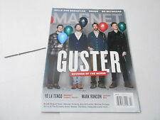 #117 MAGNET music magazine GUSTER