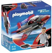 Playmobil 5162 - Click & Go Shark Jet - NUEVO