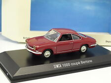 Norev 1/43 - Simca 1000 Coupe Bertone Rouge