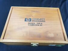 Agilent85032b Type N Calibration Kit Missing Some Adapters 7635