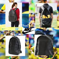 a0a803fe12 Nike FC Backpack Futbol Soccer Black Neymar Ronaldo Messi Brasil BA5536-010