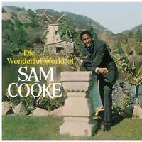 SAM COOKE The Wonderful World Of Sam Cooke VINYL LP NEW Gift Idea Soul Album