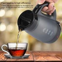 HOT 0.4-L Electric Kettle Mini Travel Water Cups Kitchen Tool EU Plug 220V