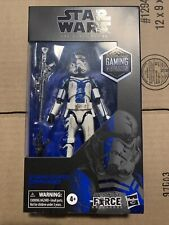 Hasbro Star Wars The Force Unleashed Black Series 6 inch Action Figure Commander