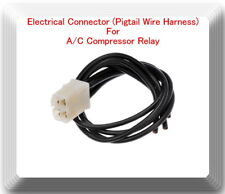 4 Wire Pigtail Connector of A/C Compressor Relay RY1542 Fits Mazda MX5 Miata MX6