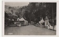 Somerset, Cheddar Real Photo Postcard, A813