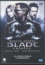 BLADE TRINITY - DVD (USATO EX RENTAL)