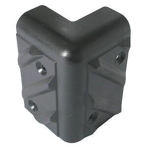 Speaker Corners Flightcase Sub Protectors Stackable 8 Large