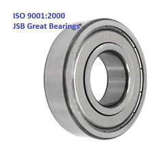 6200-ZZ metal shields 6200-2Z bearing 6200 2Z ball bearings 6200 ZZ