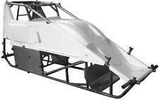 NEW XXX RACE CO SPRINT CAR CHASSIS KIT B,BODY,TIN,87/40