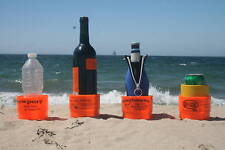 15% WINTER DISCOUNT - BEV-DOK keeps the sand off your can!  SET OF 2