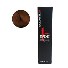 Goldwell Topchic Permanent Hair Color Tubes 5K - Mahogany Copper