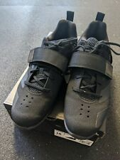 Adidas Adipower Weightlifting 2 Shoes - Black Size 10