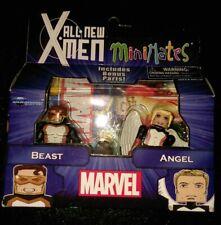 """Minimates MARVEL """"BEAST and ANGEL"""""""