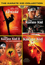 The Karate Kid Collection (DVD, 2014)