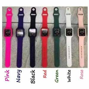 Compatible Apple Watch Straps Series 6,5,4,3,2,1,SE Case and Strap High Quality