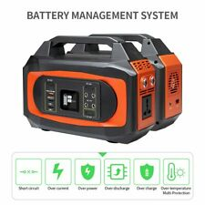 X Dragon 444wh Portable Power Station120000mah Solar Generator With 110v Ac Out