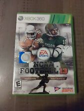Ncaa Football 13 (Microsoft Xbox 360, 2012) - Complete w/ Case & Inserts Tested