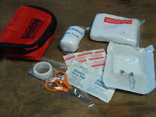 BIG DOG MOTORCYCLES 20 PC FIRST AID KIT PORTABLE COMPACT BASIC MEDICAL KIT K-9