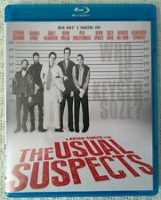 The Usual Suspects (Blu-ray Disc, 2015, 20th Anniversary) No Digital Code