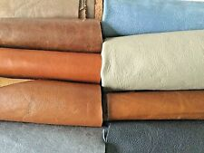 1 kilo leather pieces/off cuts high quality upholstery leather car repairs etc