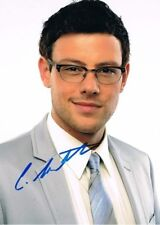 Cory Monteith 5x7 Signed Autograph RP [Mint]