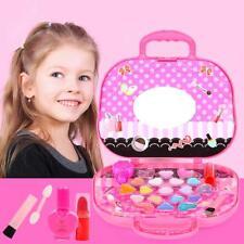 Schminkkoffer Kosmetiktasche Spielzeu Makeup Mädchen Set Kinder Kosmetikkoffer
