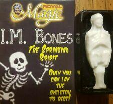 I.M. Bones Skeleton Trick instant magic trick like the magic king tut trick