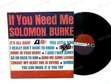 Solomon Burke - If You Need Me GER LP 1967 /4