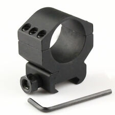 Tactical High Profile 30mm Scope Ring Fits 21mm Picatinny Weaver Rail Mount New