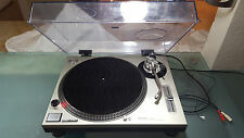 Technics SL1200MK2 Turntable Vintage Excellent Condition with Dust Cover