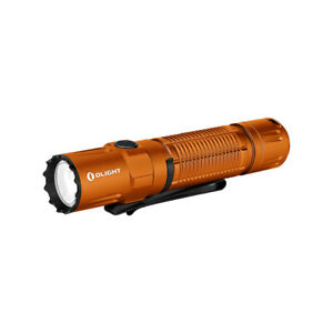 Olight M2R Pro Orange Limited Edition 1800 Lumen Rechargeable Tactical LED Torch