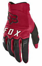 Fox Racing Dirtpaw Mens MX Offroad Gloves Flame Red