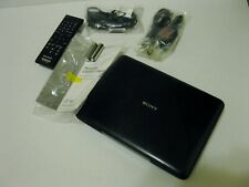"Sony DVP-FX980 Portable DVD Player with Screen (9"")"