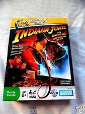 Vintage Indiana Jones DVD Adventure Board Game (Sealed)