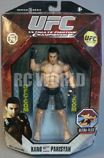 Jakks UFC  MMA Ultimate Fighting  KARO PARISYAN  Series 3  Action Figure #UF