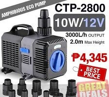 CTP - 2800 (12 Volts) - Submersible Water Pump For Fish Pet Aquarium