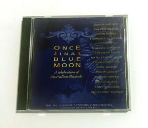 Once in a Blue Moon: A Celebration of Australian Musicals - ULTRA RARE ABC CD