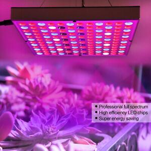 LED Pflanzenlampe Wachstumslampe Vollspektrum Grow Pflanzenlicht Pflanzenleuchte