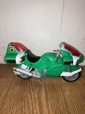 1999 Bandai Green Power Rangers Bike Motorcycle