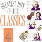 Greatest Hits of the Classics Volume 4 - CD Album