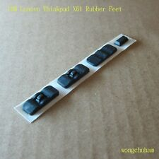 Rubber Feet For IBM Lenovo ThinkPad X61 - ashesive