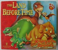THE LAND BEFORE TIME PRESCHOOL AND KINDERGARTEN ADVENTURE PC COMPUTER GAME *