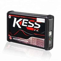 EU Version Kess V5.017 Red board programmable ecu motorcycle V2.47 ECUProgrammer