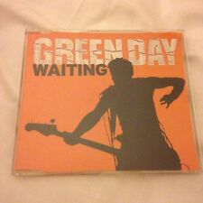 Green Day Waiting RARE CD Single