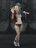 Harley Quinn Figurate Suicide Squad Authentic New Adult 2016 Margot Robbie H Q