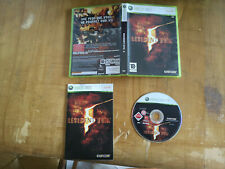Resident Evil 5 - Microsoft XBOX 360